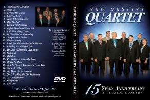 New Destiny Quartet DVD case (2)